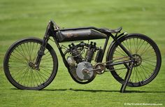 Vintage Classic Motorcycle | Classic Car and Motorcycle Heritage: 1915 Waverley Jefferson 1000cc V ...