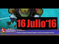 Plants vs Zombies 2 - Evento - Mision - 16 Julio'16  - GAMEPLAY IOS