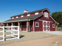 Custom Barns   Commercial & Private Equestrian Projects