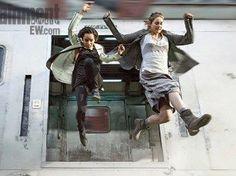 """Veja novas imagens de """"Jogos Vorazes: Em Chamas"""" e """"Divergente"""" - Filmes - iG"""