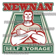 Logo for Newnan Self Storage