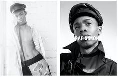 Raf Simons - Menswear Spring 2017