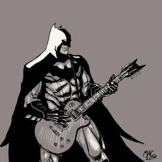 Happy Batman Day ! (art by Marco Cabrera) https://youtu.be/HXmPEsuipUw