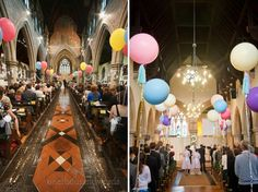 Pew Ends & Aisle Decor Ideas ~ UK Wedding Blog ~ Whimsical Wonderland Weddings