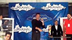 CHAYANNE   FIRMA DE AUTOGRAFOS   CANTA A SUS FANS Mexico. septiembre 2014