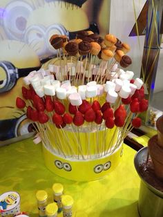 Minions party | CatchMyParty.com