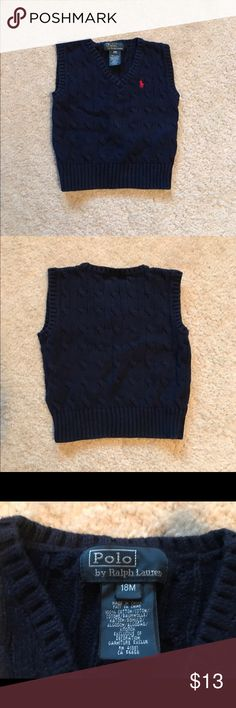 Ralph Lauren vest. Ralph Lauren vest for 18 months. Never used. Ralph Lauren Jackets & Coats Vests