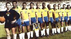 Há 50 anos, Verdão foi Brasil na inauguração do Mineirão com goleada sobre o Uruguai...