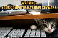 LOL cute spyware at that! :)