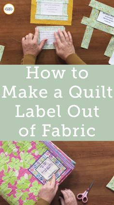 Easy sewing hacks are readily available on our web pages. Take a look and you wont be sorry you did. Quilting For Beginners, Sewing Projects For Beginners, Quilting Tips, Quilting Tutorials, Machine Quilting, Quilting Projects, Sewing Tutorials, Beginner Quilting, Quilting By Hand
