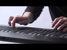 Evolved from the piano keyboard, the Seaboard is a new musical instrument which bridges the gap between acoustic and digital music by putting the control of pitch, volume and timbre right at your fingertips.    For more information please visit ROLI at www.weareroli.com