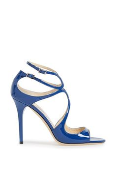 Jimmy Choo 'Lang' Sandal. Gorgeous! | Nordstrom @Nordstrom omg i love these this could be my something blue❤️