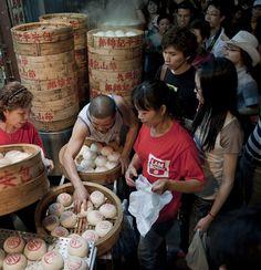 Hongkong-Bun Festival