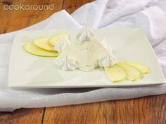 Semifreddo alla mela verde   Cookaround
