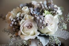 Bridal Bouquet | Visit nkfloraldesign.com for more #nkfloraldesign #flowers #wedding #bouquets | Crane's Photography