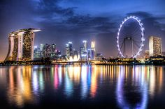 Singapore is one of the 3 city-states left in the world. Which makes Singapore a city and a country, with no capital!