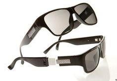 Calvin Klein Eyewear sports hidden USB Flash drive - secret compartments and passages