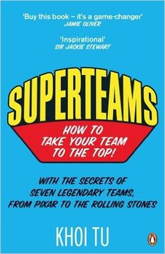 Superteams: How to Take Your Team to the Top!