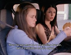 I'll always be a Gilmore Girl at heart<3