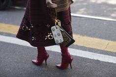 Milan Fashion Week street SS 20 18
