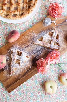 Saturn peach pie with matching carnations. Gordon Ramsay, Carnations, Waffles, Sweet Treats, Peach, Pie, Breakfast, Food, Pinkie Pie