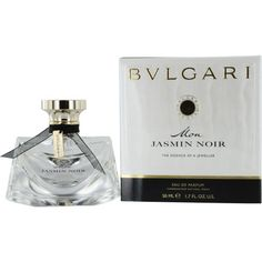 PERFUMES FOR HER Bvlgari Mon Jasmin Noir By Bvlgari Eau De Parfum Spray 1.7 Oz  Launched By The Design House Of Bvlgari In 2011, Bvlgari Mon Jasmin Noir By Bvlgari For Women Posesses A Blend Of: Lily Of The Valley, Jasmine, And Musk It Is Recommended For Evening Wear. – Oxeme Gifts