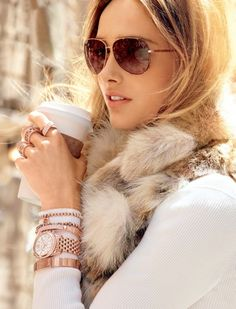 michael kors winter campaign - Google Search