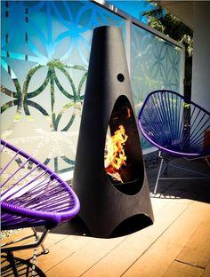Fireplaces - Urbanfire - Wood Burning, Charcoal