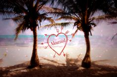 Love is in the air! The Riviera Maya is a beautiful and magical place for a wedding.  #Akumal