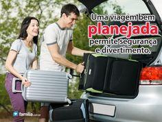 Familia.com.br | Como fazer as malas para uma viagem de carro em família #Familia #Viagem