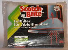 Scotch-Brite 3M Fettfilter für Ablufthauben der älteren Generation