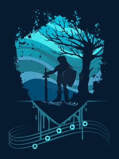 Serenade of water T-Shirt by TheRealRaki