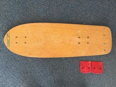 70s 10 Inch Sims Brad Bowman. Actual deck used to be in my collection.