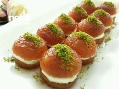 Simple But Showy Dessert - Dinner Recipe Easy Cake Recipes, Sweet Recipes, Snack Recipes, Dessert Recipes, Cooking Recipes, Turkish Sweets, Arabic Food, Iftar, Turkish Recipes