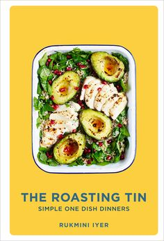 Quick, clever and delicious, The Roasting Tin: Simple One Dish Dinners is a compendium of easy recipes for busy people who want to eat nutritious food