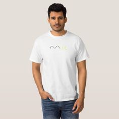 Weather Mens T-shirt - simple clear clean design style unique diy
