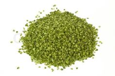 Green Salt can be used in Spells for Abundance, Prosperity, Money and Luck.  Used with Black Salt, it can help bring good luck faster. Carry in a Sachet when looking for a job,  Use on Gardening tools to help Bless them for a good season. (Do not on plants) How to make In a Mortar and Pestle, blend Sea Salt and green flowers or herbs such as mint, dill or basil. Green food coloring if you choose. Blend ingredients together, while placing intent energies of what you what