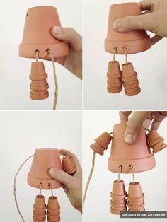 Résultats de recherche d'images pour « bonecos de vasos de ceramica »