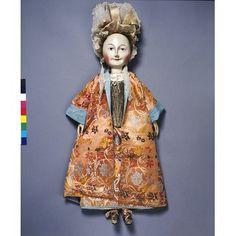 Doll, 1690/1700, GB