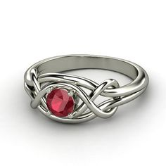 I would like this more with a diamond or even a peridot