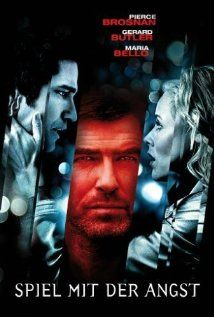 Butterfly on a Wheel (2007) A perfect family's dynamic is ruined by a kidnapper's brutally efficient plot. Stars: Pierce Brosnan, Maria Bello, Gerard Butler