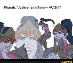 overwatch, widowmaker, pharah