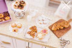 Chocolate Croissants Breakfast Pastries by petiteprovisionsco