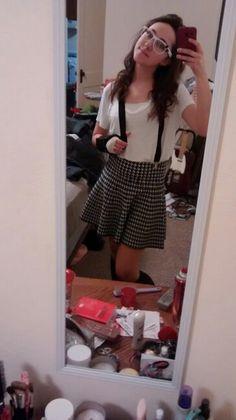 Nerd costume :)