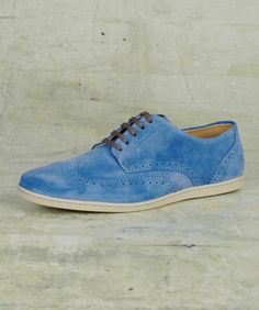 Fred Perry - Jacobs Suede Shoe