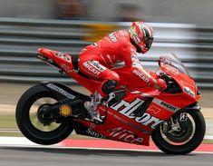 Loris Capirossi MotoGP China 2007