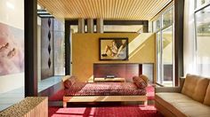 Contemporary House Design by Vandeventer and Carlander Architects | ArchiKing.com