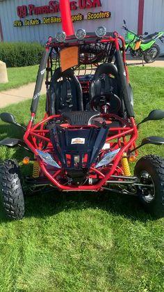 Rambler Double Seat 200 Go Karts Build A Go Kart, Diy Go Kart, Go Kart Buggy, Off Road Buggy, Mini Jeep, Mini Bike, Go Karts For Sale, Go Kart Steering, Go Kart Kits