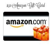 $50 Amazon Gift Card Giveaway  Open to: United States Canada Ending on: 11/23/2016 Enter a chance to win a $50 Amazon gift card. Enter this Giveaway at Chemistry Cachet  Enter the $50 Amazon Gift Card Giveaway on Giveaway Promote.