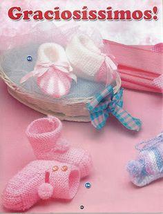 Cantinho da Pati Asai: Sapatinhos de bebê